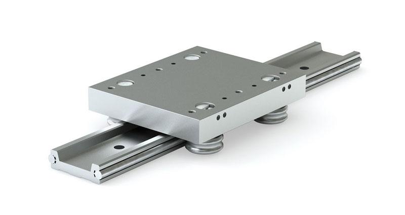 Redi-Rail RR Low-Profile Metric